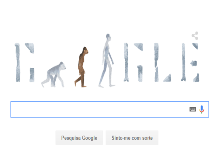 Google assinala aniversário da descoberta de Lucy