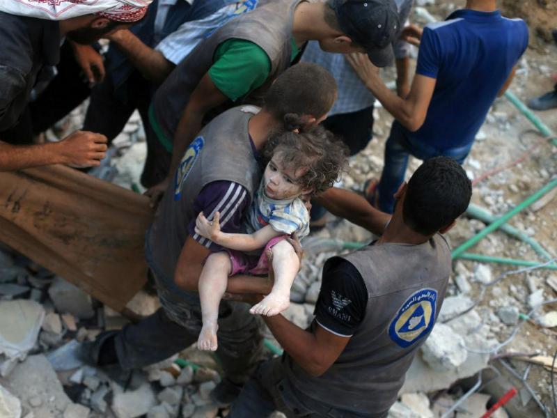 Resultado de imagem para Guerra na Síria já provocou mais de 300 mil mortes