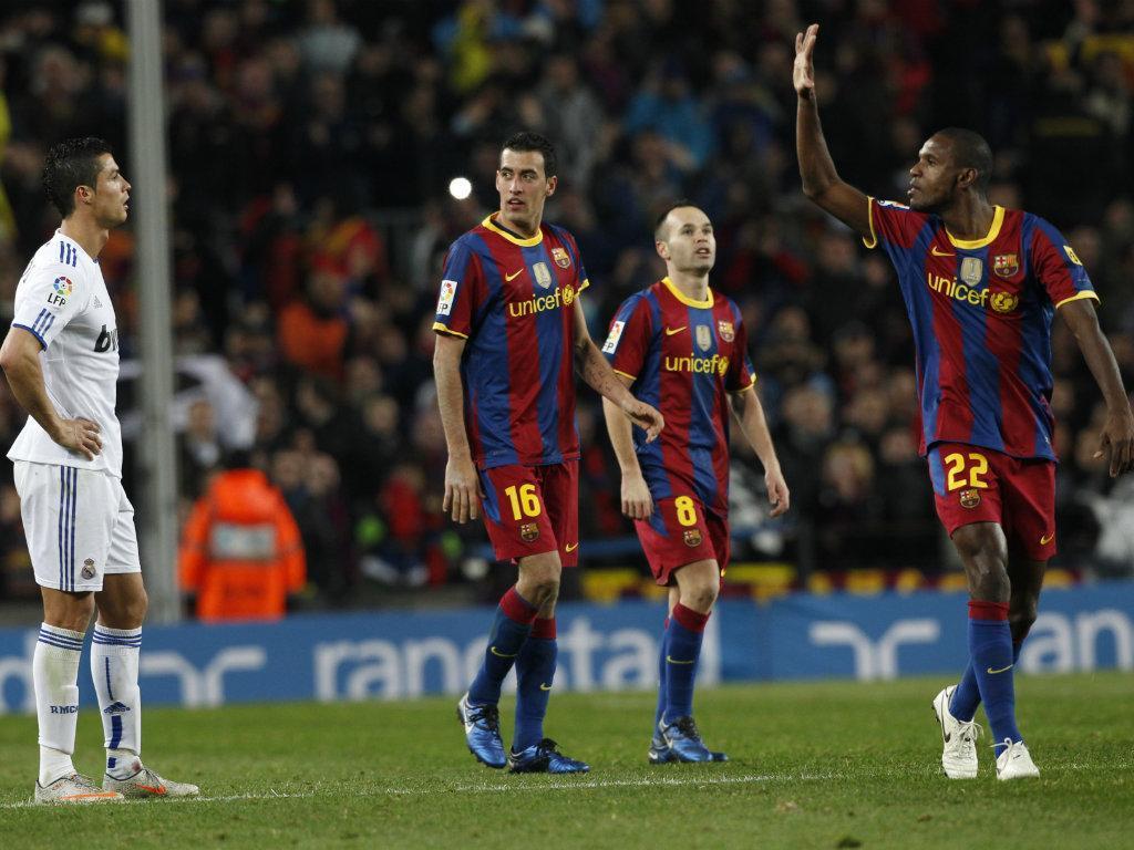 Barcelona-Real Madrid (2010)