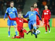 Bate Borisov-Leverkusen (Lusa)