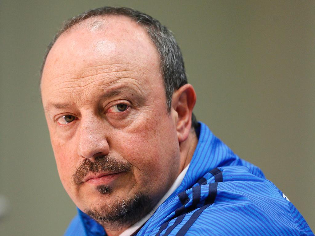 Rafa Benitez(Lusa)