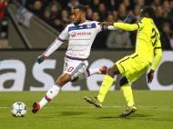 Lyon-Gent (Reuters)