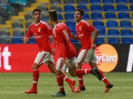 Juniores Benfica (Twitter Benfica)