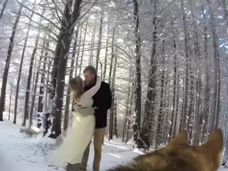 Casamento (Foto Reprodução YouTube)