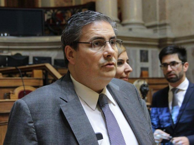 Carlos Abreu Amorim (Fonte: Facebook oficial PSD)