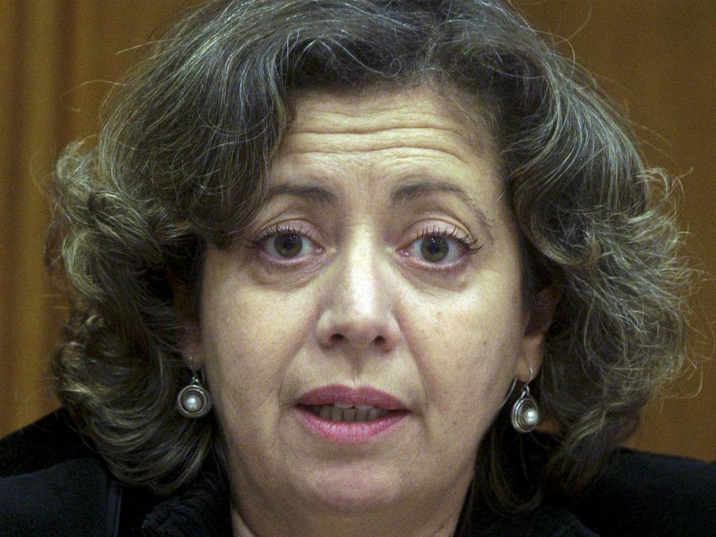 Ministra do Mar, Ana Paula Vitorino