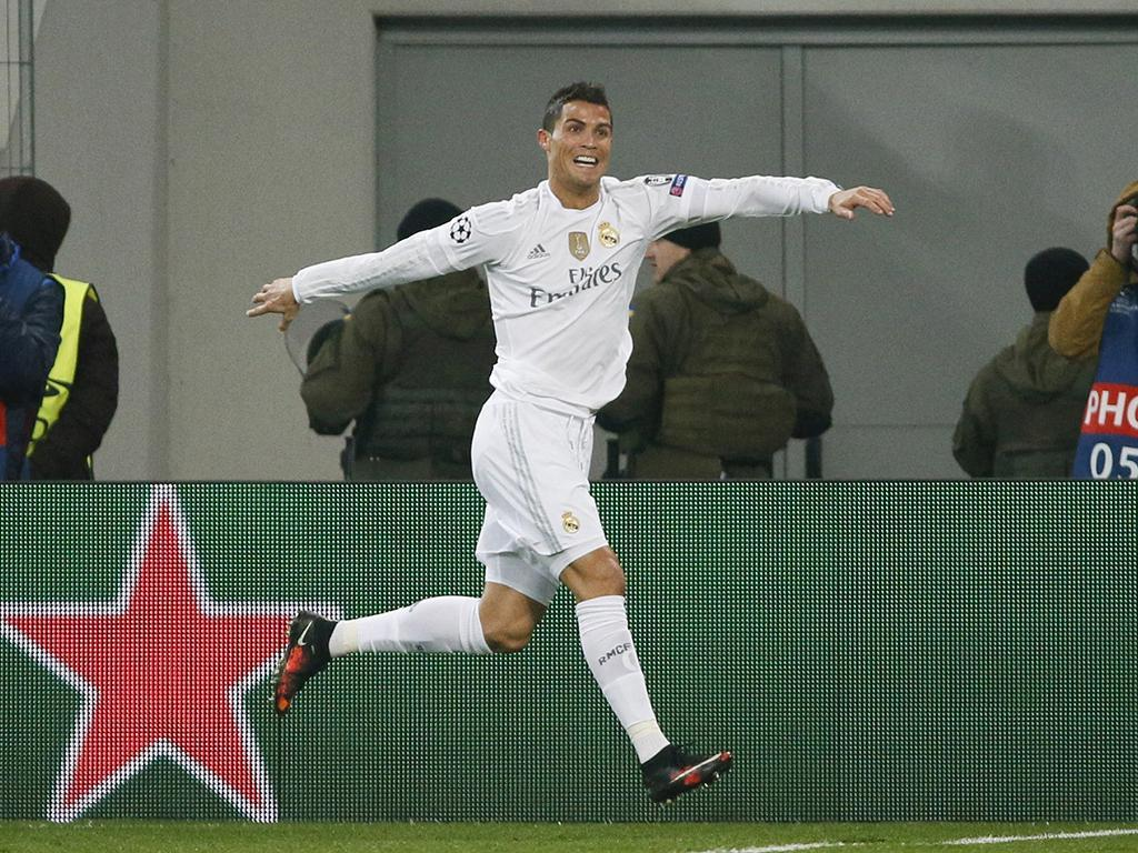 Shakhtar-Real Madrid (Reuters)