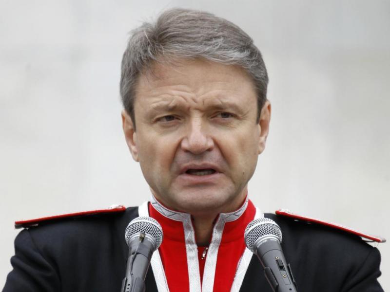 Alexander Tkachev