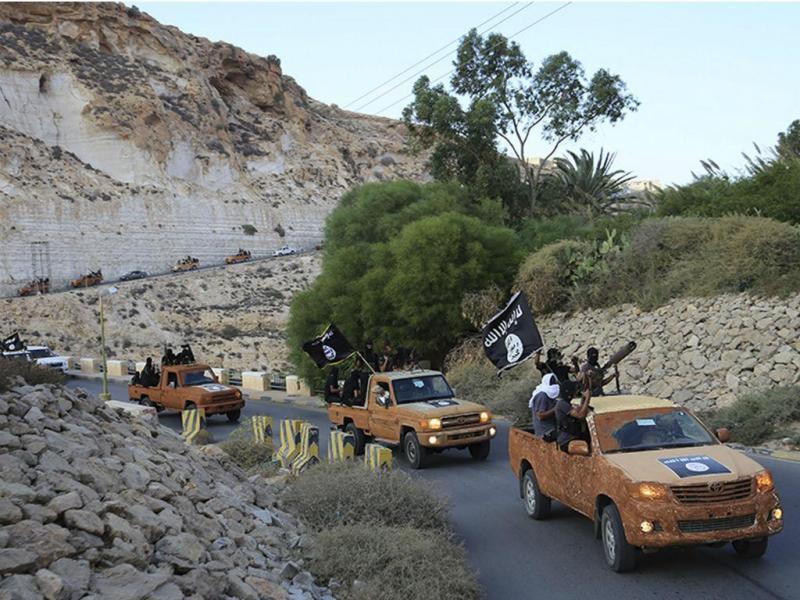Estado Islâmico na Líbia