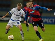 Dinamo Minsk-Viktoria Plzen  (Reuters)