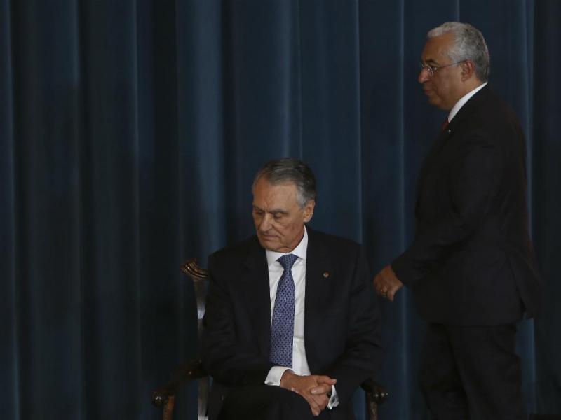 Cavaco Silva e António Costa (Mário Cruz/Lusa)