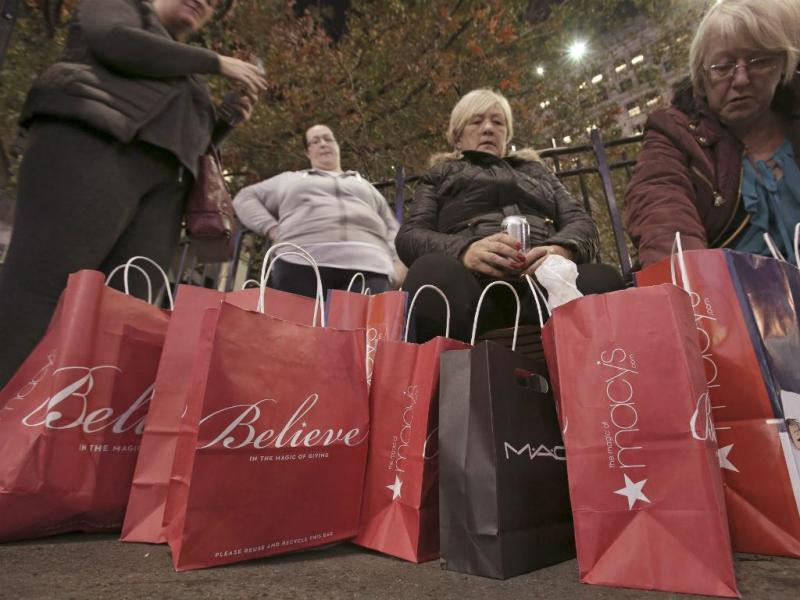 """Black Friday"" nos EUA (REUTERS/Andrew Kelly)"