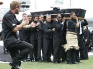 Jonah Lomu funeral