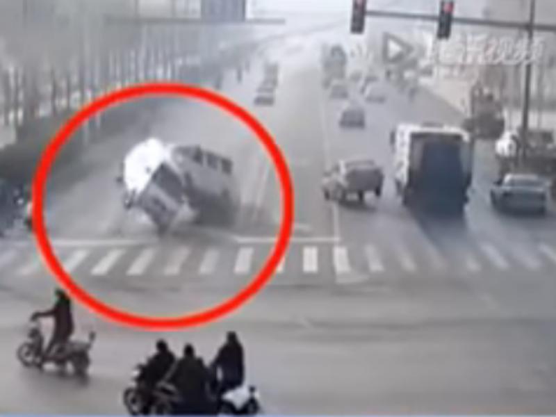 Resolvido mistério dos carros que levitam na China