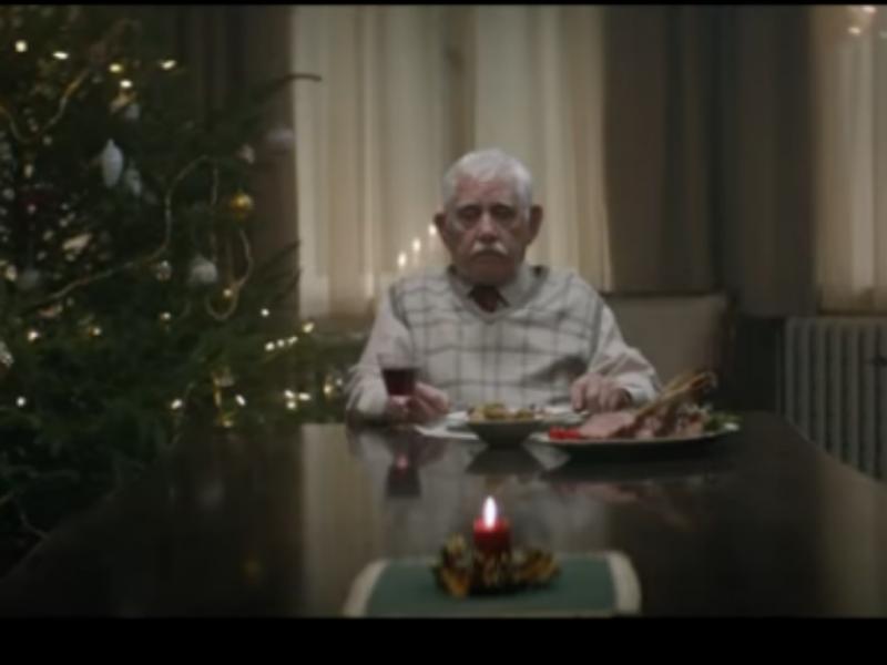 Conheça o anúncio mais comovente deste Natal