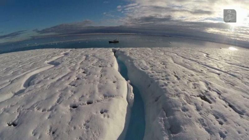 Desaparecimento dos glaciares causa inundações em todo o mundo