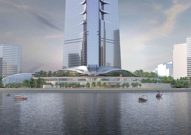 Torre Jeddah (Foto Kingdom Holding Company)