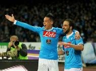 Nápoles-Inter (Lusa)