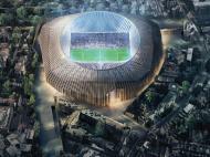 Plano do futuro Stamford Bridge (Foto: London Borough of Hammersmith and Fulham/Herzog & de Meuron)