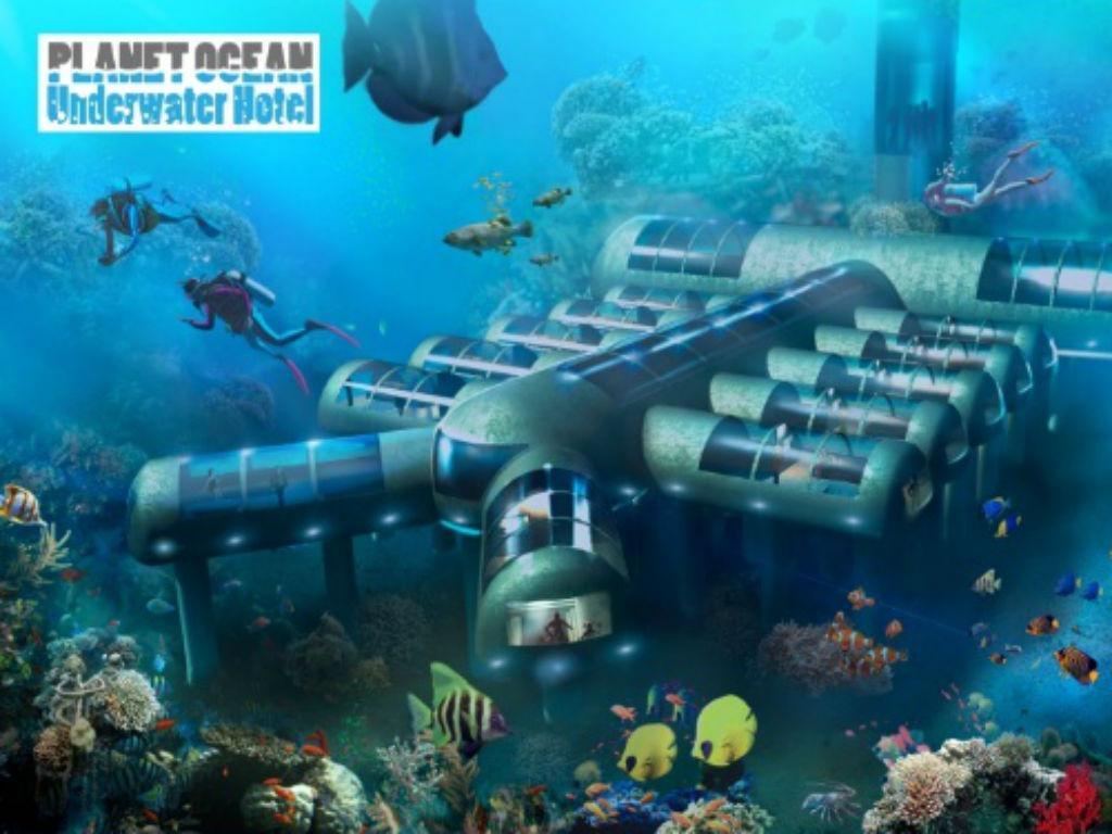 The Planet Ocean Underwater Hotel