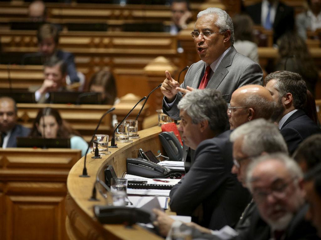 António Costa (MÁRIO CRUZ/LUSA)