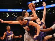 Brooklyn Nets-Phoenix Suns (Reuters)