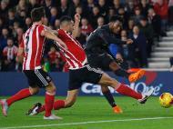 Southampton-Liverpool (Reuters)