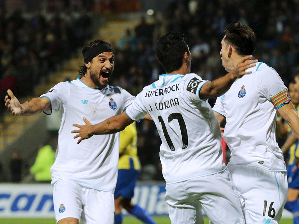 União Madeira-FC Porto (Reuters)