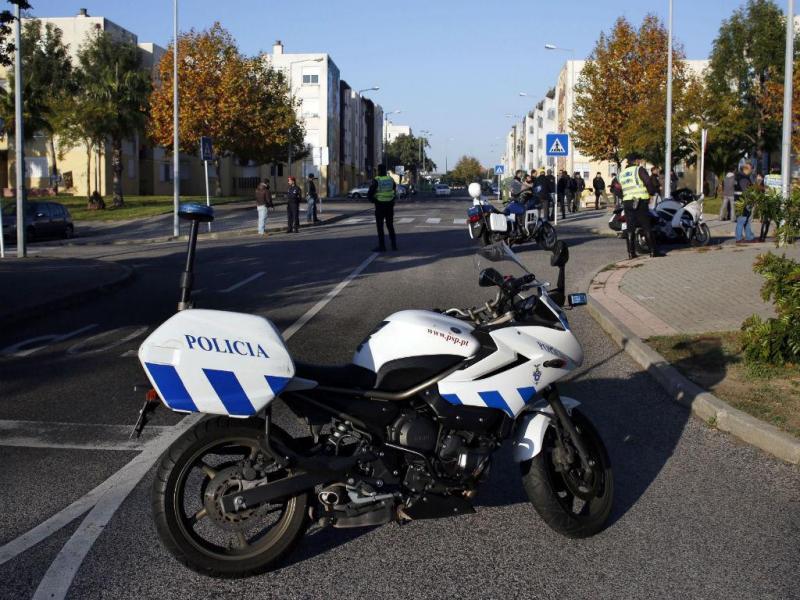 Mega operação policial em bairro de Sacavém, Loures (Pedro Nunes/Lusa)
