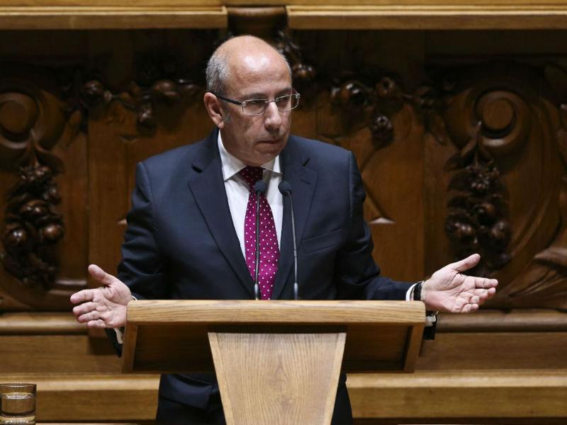 Deputado do CDS-PP, Telmo Correia (MIGUEL A. LOPES/LUSA)