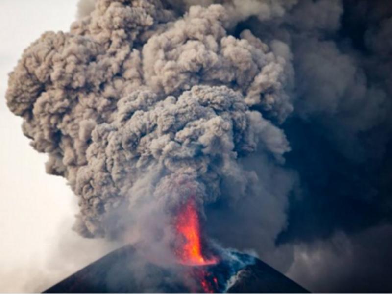 Vulcão Momotombo