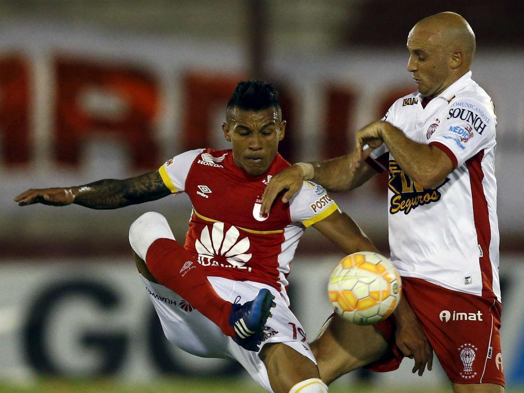 Taça Sul-americana: Huracan-Santa Fé (Reuters)
