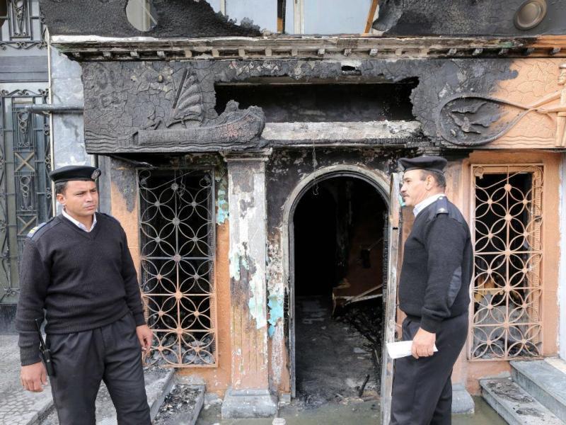 Ataque em discoteca no Cairo