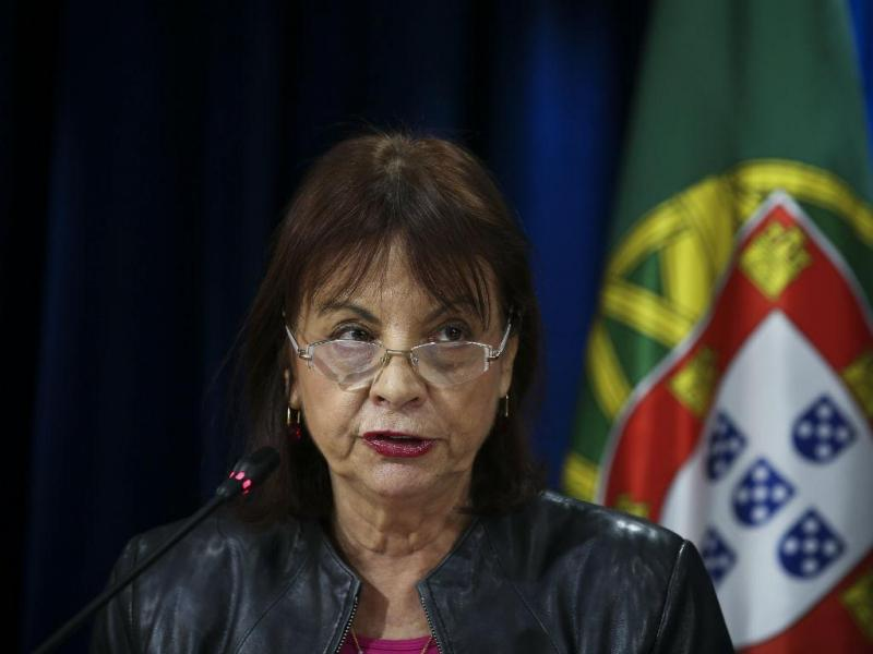 Maria Manuel Leitao Marques (MÁRIO CRUZ/LUSA)