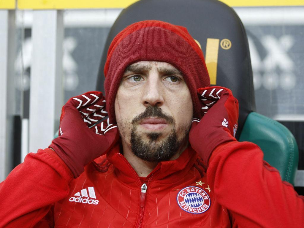 Franck Ribery (Reuters)