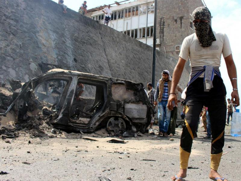 Atentado no Iémen