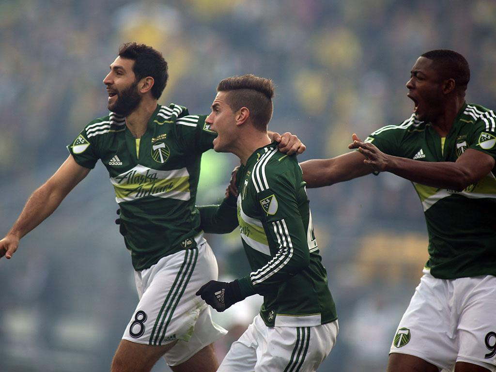 Columbus Crew-Portland Timbers (Reuters)