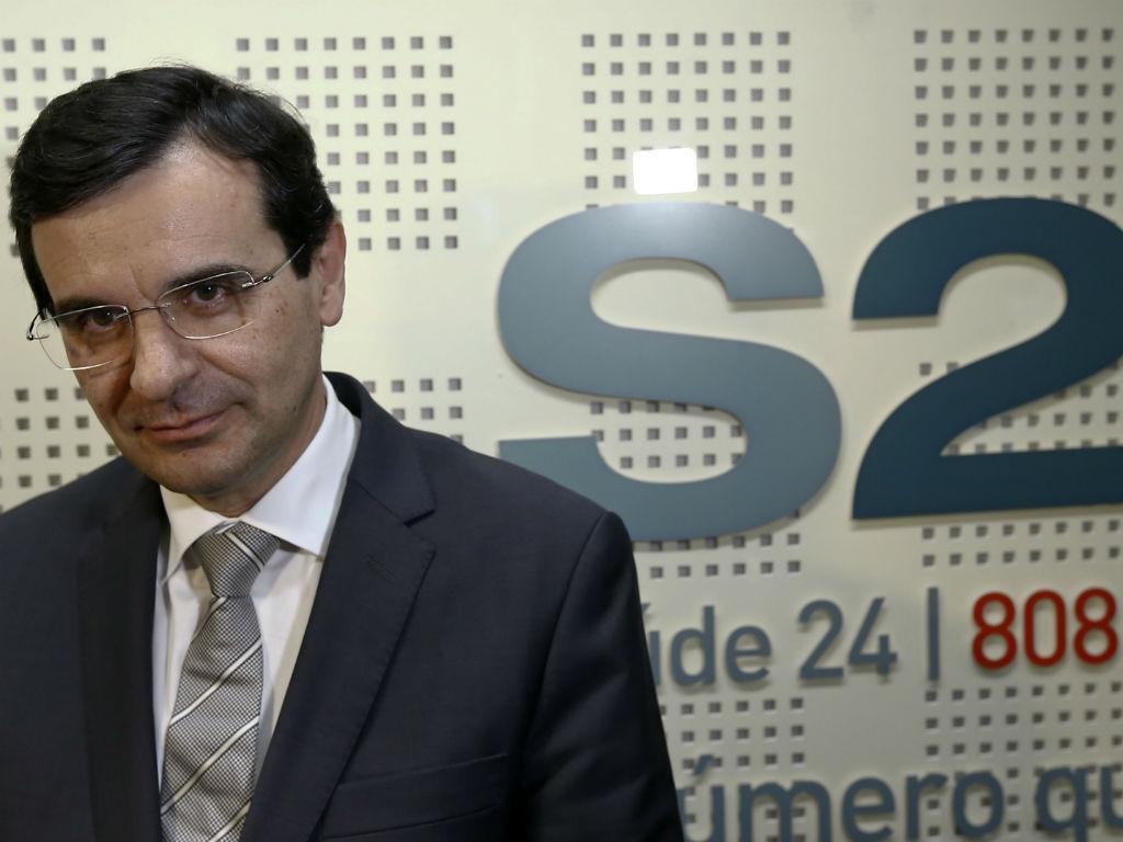 Ministro da Saúde, Adalberto Campos Fernandes