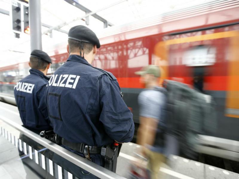 Polícia austríaca