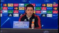 «At. Madrid está a fazer um percurso fantástico»