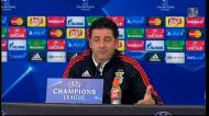 «Só Benfica e Barcelona fizeram dois golos ao At. Madrid»