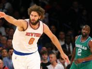 New York Knicks-Dallas Mavericks (Reuters)