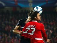Benfica-Atlético Madrid (Lusa)