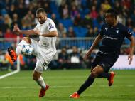 Real Madrid-Malmo (Reuters)