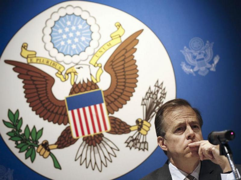 Embaixador dos Estados Unidos na Tailândia (Reuters)