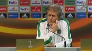 «Não é fácil ir à final da Liga Europa»