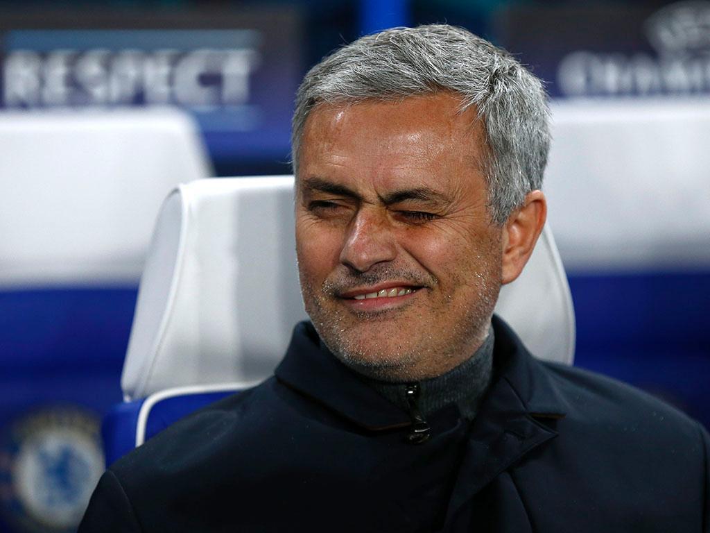 Mourinho (Reuters)