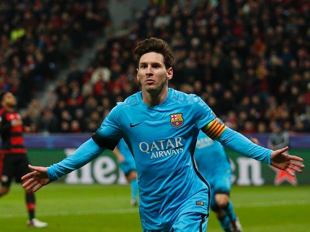 Leverkusen-Barcelona (Reuters)