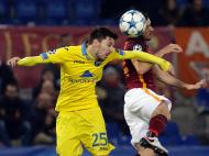 Roma-Bate Borisov (Reuters)