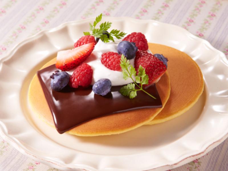 Chocolate em fatias (Reprodução:Bourbon)